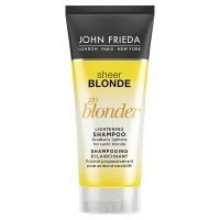 John Frieda sheer blonde shampoo go blonder