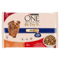 Purina ONE My Dog Is... Adult Chicken/Beef