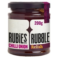 RITR Pink Onion & Chilli Relish