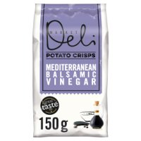 Walkers Market Deli balsamic vinegar sharing crisps