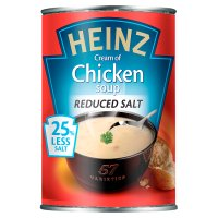 Heinz Classic reduced salt cream of chicken soup