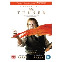DVD Mr Turner