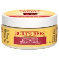 Burt's Bees body butter cranberry