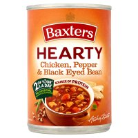 Baxters hearty chicken gumbo