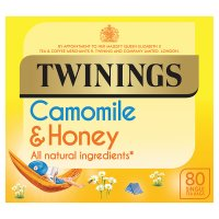 Twinings ginger 80 teabags