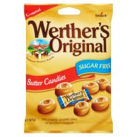 Werther's Original sugar-free butter candies