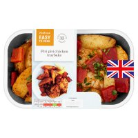 Waitrose Easy to Cook piri piri chicken traybake