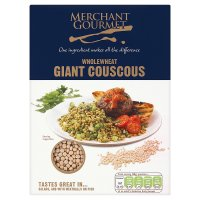 Merchant Gourmet wholewheat couscous