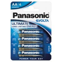 Panasonic evolta AA 1.5V