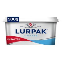 Lurpak spreadable lighter, unsalted