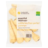A Little Less Than Perfect Parsnips