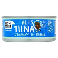 Fish Tales Ali's Tuna Chunks in Brine