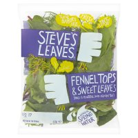 Steve's Leaves fennel tops & sweet leaves