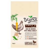 Beyond® Simply 9® Adult Dry Dog Food Rich in Chicken with Barley