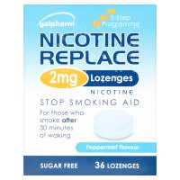 Nicotine Replace 2 mg lozenges
