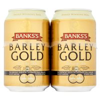 Banks's Barley Gold
