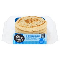 Village Bakery pikelets