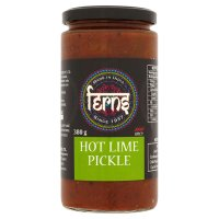 Ferns hot lime pickle