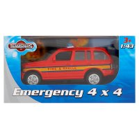 Teamsters Emergency 4 x 4 Vehicle