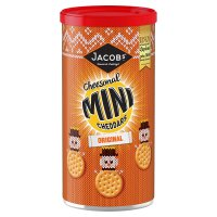 Jacob's cheesonal mini cheddars original
