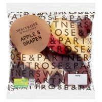 Waitrose Good To Go apple & grape