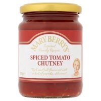 Mary Berry's spiced tomato chutney