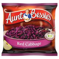 Aunt Bessie's red cabbage with Bramley apple