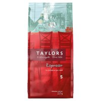 Taylors espresso ground coffee