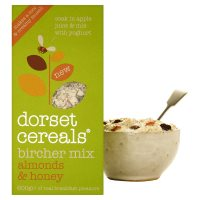 Dorset Cereals Bircher Muesli Mix Almonds & Honey