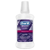 Oral-B 3D White Luxe Mouthwash