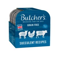 Butcher's Choice succulent meat foil trays