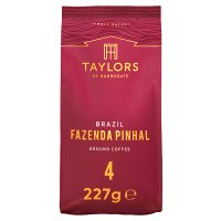 Taylor's Brazil Ground Coffee Strength 5