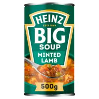 Heinz Big Soup Minted Lamb Hotpot