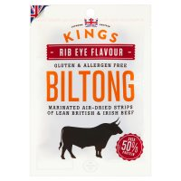 Kings Rib Eye Flavour Biltong