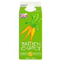 James White British Carrot Juice