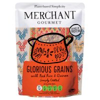 Merchant Gourmet Grains, Red Rice & Quinoa Mix