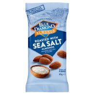 Blue Diamond Almonds Roasted Sea Salt