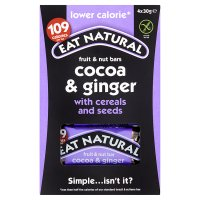 Eat Natural Cocoa & Ginger Bars