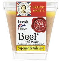 Granny Mary's beef with butter
