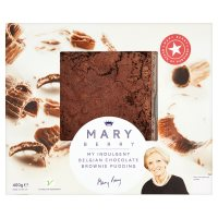 Mary Berry Belgian Chocolate Brownie Pudding