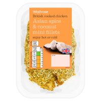 Waitrose British Malay inspired roast chicken mini fillets