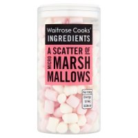 Waitrose Cooks' Homebaking micro marshmallows