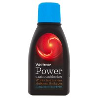 Waitrose Power drain unblocker