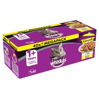 Whiskas Casserole Poultry Selection Pack