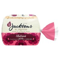 Jackson's half seeded bloomer