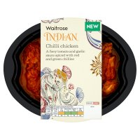 Waitrose Indian chilli chicken