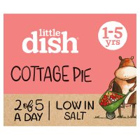 Little Dish 1 yr+ Cottage Pie