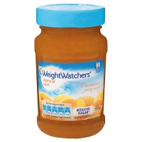 Weight Watchers reduced sugar apricot jam