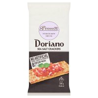 Doria doriano crackers 8 portions