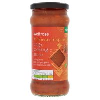 Waitrose Tinga Cooking Sauce